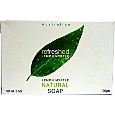 Picture of Tea Tree Therapy Lemon Myrtle Natural Soap - 3.5 oz