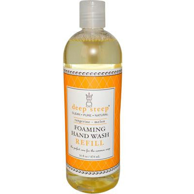 Picture of Deep Steep Foaming Handwash Refill Tangerine Melon - 16 fl oz