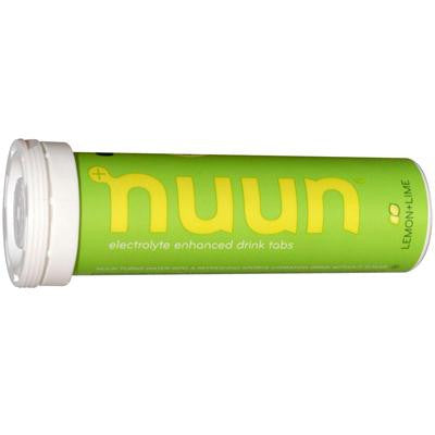 Picture of Nuun Hydration Electrolyte Enhanced Drink Tabs - Lemon Lime - Case of 8 - 12 Tablets