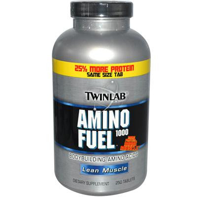 Picture of Twinlab Amino Fuel 1000 - 250 Tablets