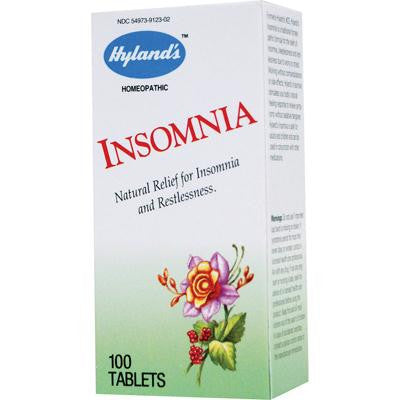 Picture of Hyland's Insomnia - 100 Tablets