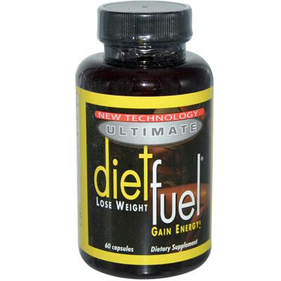 Picture of Twinlab Ultimate Diet Fuel - 60 Capsules