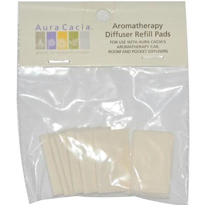 Picture of Aura Cacia Aromatherapy Diffuser Refill Pads - 10 Refills