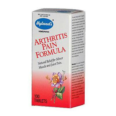 Picture of Hyland's Arthritis Pain Formula - 100 Tablets
