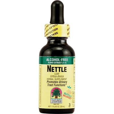 Picture of Nature's Answer Nettle Leaf Alcohol Free - 1 fl oz