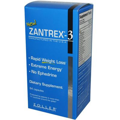 Picture of Zantrex-3 - 84 Capsules