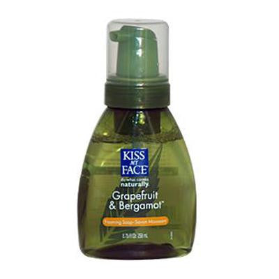 Picture of Kiss My Face Liquid Soap Self Foaming Grapefruit and Bergamot - 8.75 fl oz