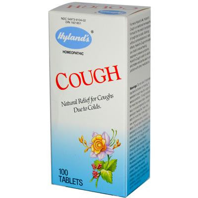 Picture of Hyland's Cough - 100 Tablets