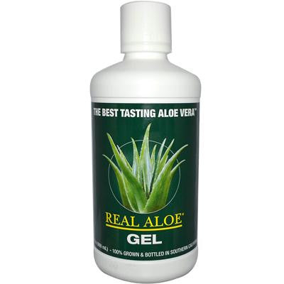 Picture of Real Aloe Inc. Aloe Vera Gel - 32 fl oz