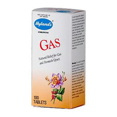 Picture of Hyland's Gas - 100 Tablets