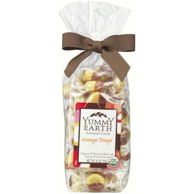 Picture of Yummy Earth Organic Candy Drops Mango Tango - 6 oz