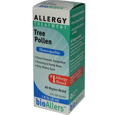 Picture of Bio-Allers Tree Pollen Allergy Relief - 1 oz
