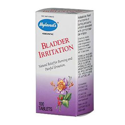 Picture of Hyland's Bladder Irritation - 100 Tablets