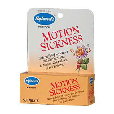 Picture of Hyland's Motion Sickness - 50 Tablets