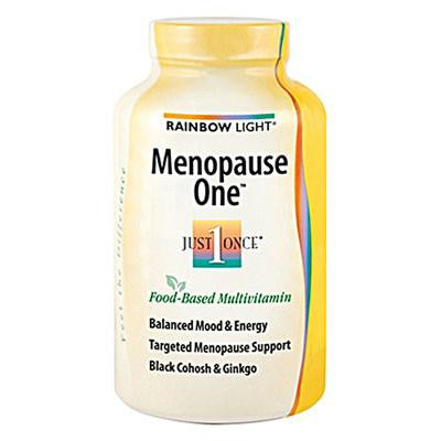 Picture of Rainbow Light Menopause One Multivitamin - 30 Tablets