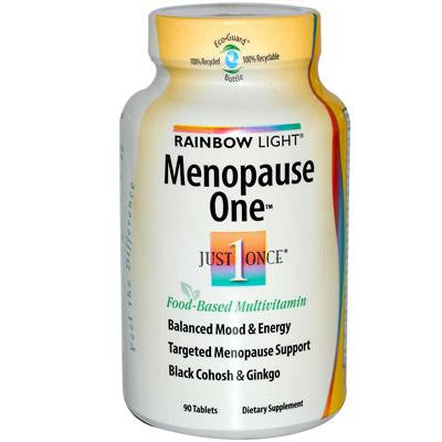 Picture of Rainbow Light Menopause One Multivitamin - 90 Tablets