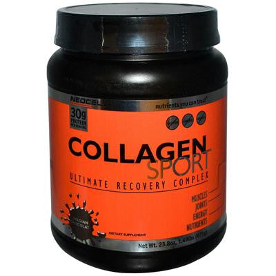 Picture of NeoCell Laboratories Collagen Sport Ultimate Recovery Complex - Belgian Chocolate - 1.49 Lb.