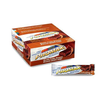 Picture of Promax Energy Bar - Double Fudge - Case of 12 - 2.64 oz