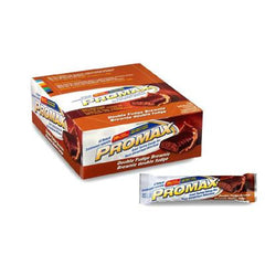 Promax Energy Bar - Double Fudge - Case of 12 - 2.64 oz