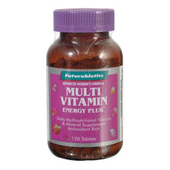 FutureBiotics Multi Vitamin Energy Plus For Women - 120 Tablets