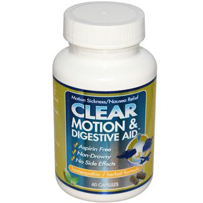 Picture of Clear Products Clear Motion and Digestive Aid - 60 Capsules
