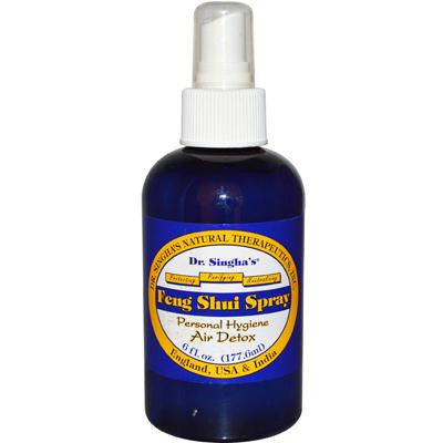 Picture of Dr. Singha's Feng Shui Spray - Air Detox - 6 fl oz