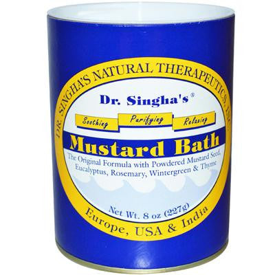 Picture of Dr. Singha's Mustard Bath - 8 oz