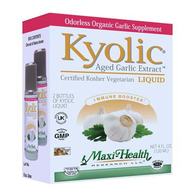 Picture of Max Health Maxi Kyolic Liquid - 4 oz