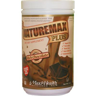 Picture of Max Health Naturemax Plus - Chocolate - 1 Lb.