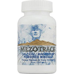 Mezotrace Calcium Magnesium Powdered Minerals - 8 oz