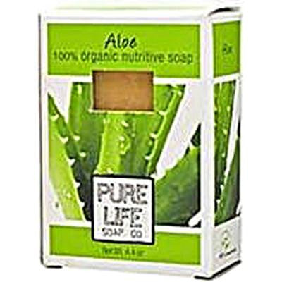 Picture of Pure Life Soap Aloe - 4.4 oz