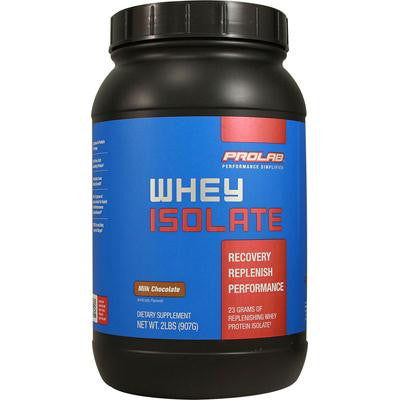 Picture of ProLab Whey Isolate Milk Chocolate - 2 lbs