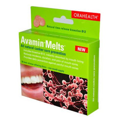 Avamin OraHealth Bio-Active B-12 - 30 Dots