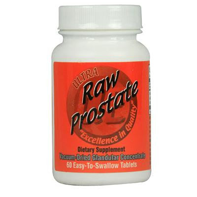 Picture of Ultra Glandulars Raw Prostate - 200 mg - 60 Tablets