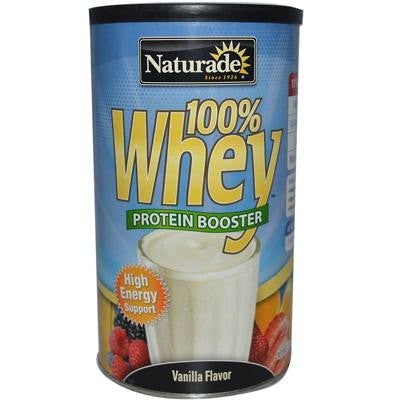 Picture of Naturade Whey Protein Booster Vanilla - 12 oz