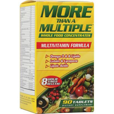 Picture of American Health More Than A Multiple Whole Food Concentrates - 90 Tablets