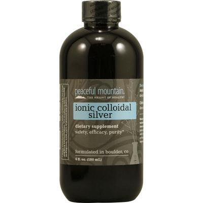 Picture of Peaceful Mountain Ionic Colloidal Silver - 6 fl oz
