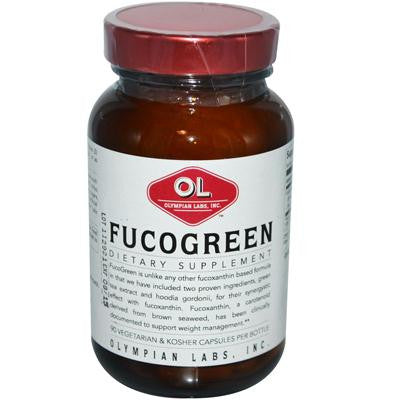 Picture of Olympian Labs FucoGreen - 90 Vegetarian Capsules