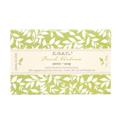 Picture of La Belle Vie Bar Soap - Fresh Verbena - 7 oz