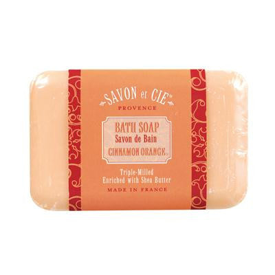 Picture of Savon Et Cie Bar Soap - Cinnamon Orange - 7 oz