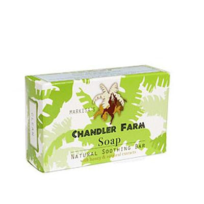 Picture of Chandler Farm Bar Soap - Natural Soothing - 4 oz