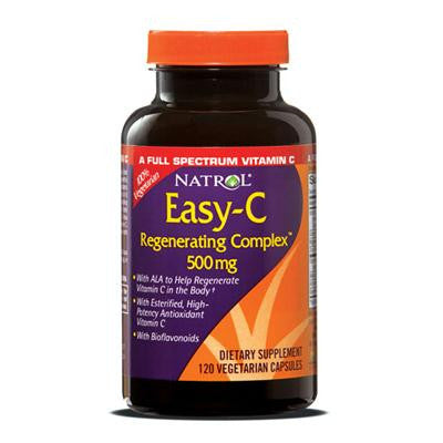 Picture of Natrol Easy-C Time Release - 500 mg - 120 Tablets