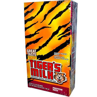 Picture of Tigers Milk Bar - Protein Rich - 1.23 oz - Case of 24