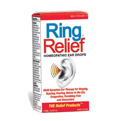 Picture of TRP Ring Relief Ear Drops - 0.5 fl oz