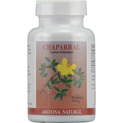 Picture of Arizona Natural Resource Chaparral - 500 mg - 90 Capsules