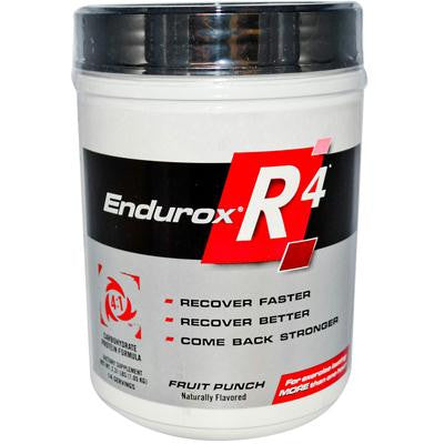 Picture of Endurox R4 Recovery Drink Fruit Punch - 2.31 lbs