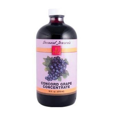 Picture of Bernard Jensen Grape Concentrate - 16 fl oz