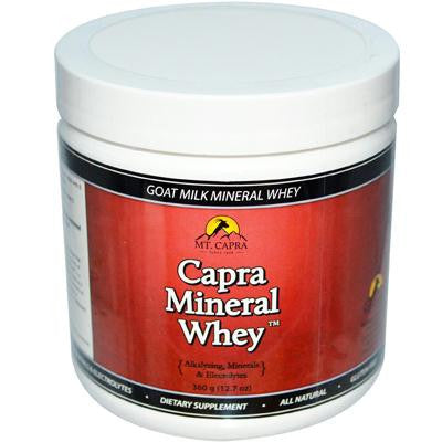 Picture of Bernard Jensen Mt. Capra Mineral Whey Powder - 12.7 oz