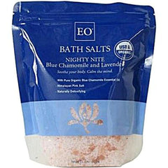 EO Products Bath Salts Nighty Nite - 21.5 oz