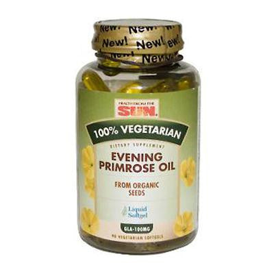 Picture of Health From the Sun Evening Primrose Oil - 90 Softgels